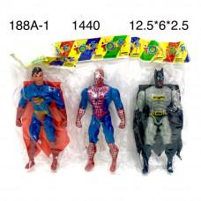 188A-1 Фигурки Супергероевв пакете (свет), 1440 шт. в кор.