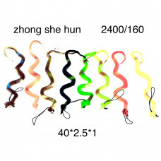 zhong she hun Змеи 160 шт. в блоке,15 блоке. в кор.