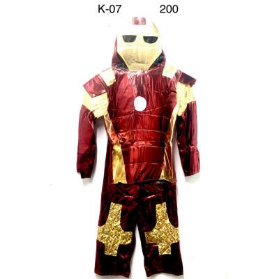 K-07 Костюм Железный Человек 200 шт в кор.