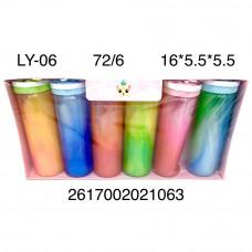 LY-06 Лизун в колбах 6 шт. в блоке,12 блоке. в кор.